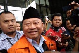 KPK rampungkan penyidikan kasus suap Bupati Sidoarjo nonaktif Saiful Ilah