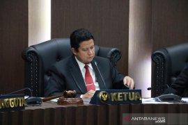 Sidang DKPP berhentikan Ketua dan Kordiv Bawaslu Kota Bekasi