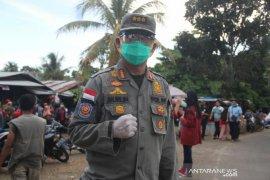 Ini sanksi bagi warga Bengkulu nekat keluar rumah tak pakai masker