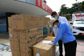 Lindungi paramedis, Asian Agri lanjutkan penyerahan bantuan APD ke RS Rujukan COVID-19