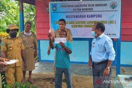 IPM Kabupaten Teluk Wondama meningkat 1,63 persen