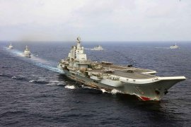 Militer China di LCS siap hadapi provokasi AS pascapandemi