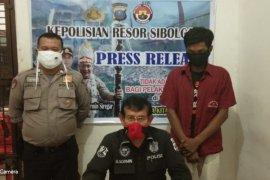 Oknum anggota DPRD Langkat ditangkap Polres Sibolga, ini sebabnya