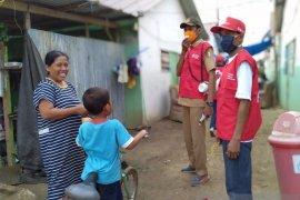 Relawan SIBAT PMI Sigi berikan edukasi pencegahan COVID-19