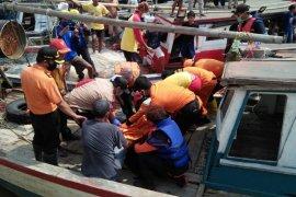 Warga Cilegon yang hanyut pasca banjir ditemukan meninggal di Sungai Panggungrawi