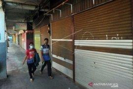 Padang fokus awasi Pasar Raya pada PSBB tahap II