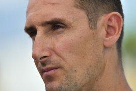 Miroslav Klose dikontrak jadi asisten pelatih Bayern Muenchen