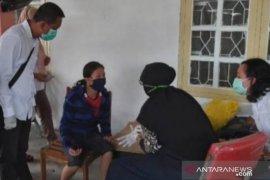 Gugus tugas COVID-19 Tanjungbalai rapid test keluarga bayi meninggal, hasilnya negatif
