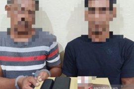 Edar dan konsumsi sabu di bulan Ramadhan, Dua warga Nagan Raya ditangkap polisi