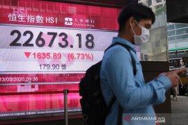 Saham China dibuka lebih rendah berbalik dari kenaikan sebelumnya