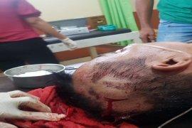 Polisi masih buru pelaku pembacokan Kepala Desa Tanjung Gunung Sei Bingai Langkat