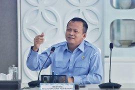 Menteri Edhy tindak lanjuti video pelarungan ABK Indonesia