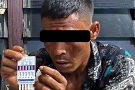 Tersangka pungli di Tanjung Morawa pengancam polisi positif narkoba