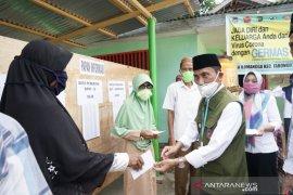 Bupati Gorontalo pantau langsung penerapan PSBB