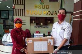 Ketua MPR serahkan bantuan kesehatan kepada 21 RSUD