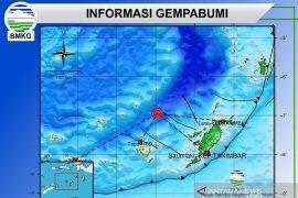 """Laut Banda ternyata punya """"sarang"""" gempa kuat, beberapa kejadian dirasakan sampai Australia"""