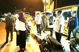 Disperindag Tangerang lakukan monitoring penerapan PSBB terhadap PKL