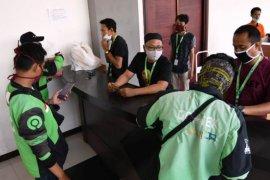 Lumbung Pangan Jatim, Gubernur Khofifah bersyukur turut bantu ojek daring