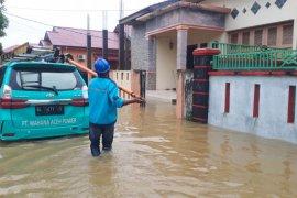 PLN Aceh padamkan sepuluh gardu terendam banjir