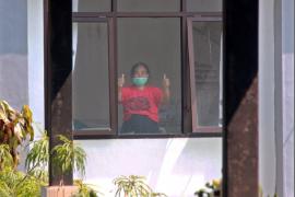 Seorang pasien asal Kabupaten Kediri sembuh dari infeksi virus corona