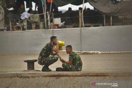 Yonif 623 BWU bertugas  jaga perbatasan Indonesia-Malaysia