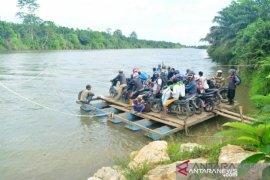 DPRA pastikan jembatan Krueng Teukuh Abdya tetap dibangun 2020