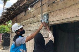 PLN kembali pasang listrik gratis untuk warga kurang mampu