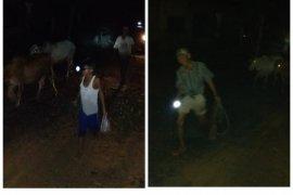Satu desa dan satu kelurahan di Kecamatan Sei Lepan Langkat tergenang banjir setinggi satu meter