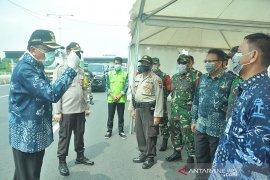 Pemkab Gresik siapkan normal baru dengan penguatan keamanan tingkat desa