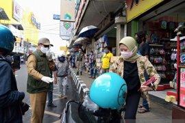 PSBB Jabar, Pemkot Sukabumi berlakukan larangan parkir di pusat perbelanjaan