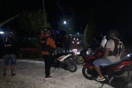 Antisipasi kejahatan,tim Iknampu Polres Biak gencarkan patroli malam