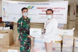 PTPN III galang dana untuk APD tenaga medis melalui lelang teh