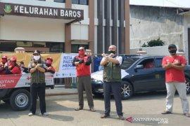 Kecamatan Baros Kota Sukabumi tidak ada warganya yang PDP maupun positif corona sampai sekarang