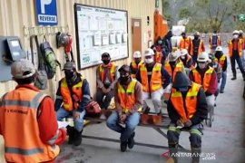 Cegah penularan corona , Pemerintah dan DPRD Mimika usulkan penutupan sementara operasional Freeport