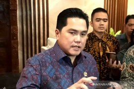 "Erick Thohir minta BUMN antisipasi skenario ""the new normal"""