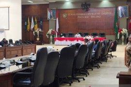 DPRD Provinsi Maluku sahkan tim COVID-19