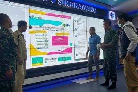 Kota Singkawang sediakan layanan informasi terkait pandemi COVID-19