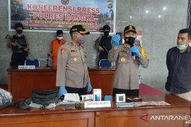 Kapolres Bangka sigap, tidak sampai 24 jam pelaku pembunuhan ditangkap