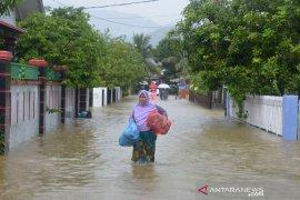 Banjir genangi sejumlah kawasan di Aceh Besar