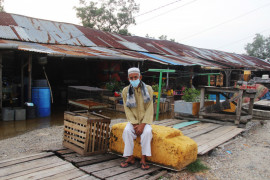 Penduduk miskin Riau capai 500.810 orang