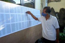 Sudah meninggal, sejumlah warga Surabaya masih masuk daftar penerima bansos COVID-19
