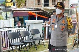 Kapolda Gorontalo minta petugas lakukan pengawasan PSBB secara humanis