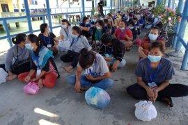 284 TKI ilegal dideportasi dari  Malaysia