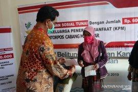 Pemkab Belitung Timur salurkan BST untuk 4.208 kepala keluarga