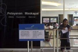 Turun 53 persen, Bandara Ngurah Rai layani 4,7 juta penumpang, Januari-April