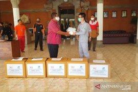 PLTU Celukan Bawang donasikan masker-APD kepada Pemkab Buleleng
