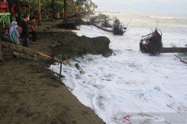 Abrasi pantai semakin meluas