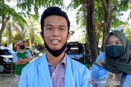 Mahasiswa UNRI tetap KKN di tengah pandemi corona