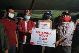 Pertamina Peduli salurkan bantuan untuk korban banjir Aceh Besar