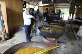 Bupati siapkan kuah Beulangong untuk pengungsi Garot